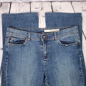 DKNY JEANS East Village Bootcut Jeans Sz 6x29